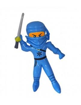 Gonfiabile Ninja Nero