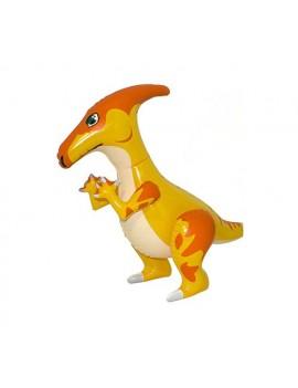 Gonfiabile Dinosauro Picchiatello Giallo