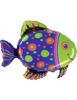 Palloncino Pesce Tropicale