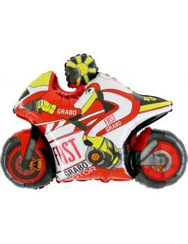 Palloncino Moto GP Rossa
