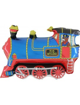 Palloncino Locomotiva