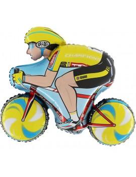 Palloncino Ciclista Giallo