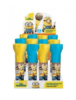 Caramelle Torcia Minions
