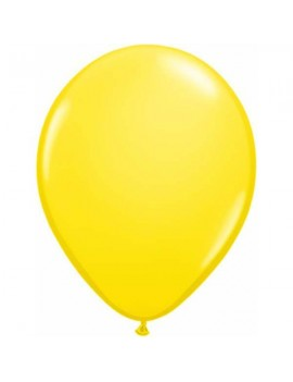 "Palloncini in Lattice Giallo 14"" da 50 pz"