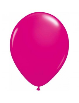 "Palloncini in Lattice Fucsia 14"" da 50 pz"