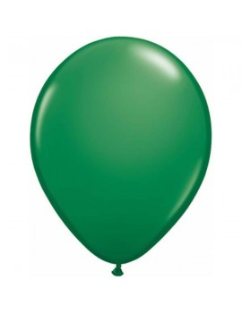 "Palloncini in Lattice Verde 14"" da 50 pz"