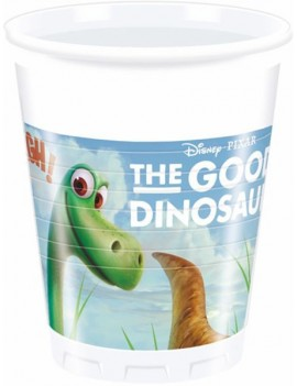 Bicchieri The Good Dinosaur da 200 ml (8 pz)