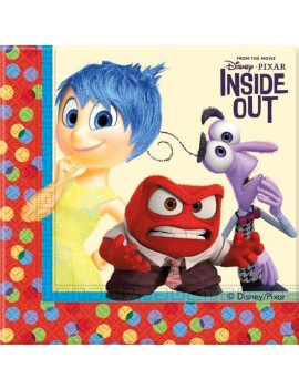 Tovaglioli Inside Out 33x33 (20 pz)