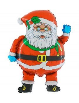 Palloncino Babbo Natale