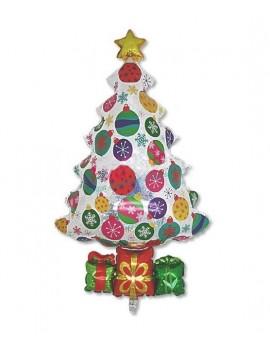 Palloncino Albero di Natale