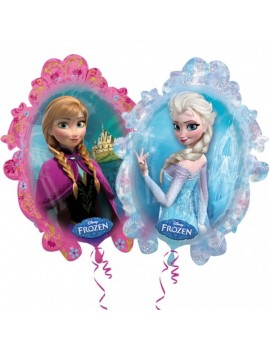 Palloncino Super Shape Frozen
