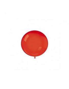 Pallone Gigante in Lattice Colore Rosso (1 mt)