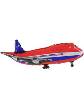 Mini Palloncino Aeroplano Rosso