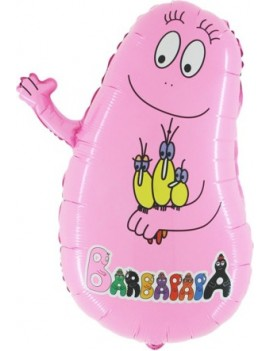 Mini Palloncino Barbapapà
