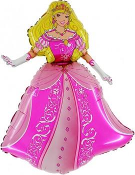 Palloncino Principessa Rosa