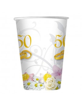 Bicchieri 50° Anniversario (10 pz)