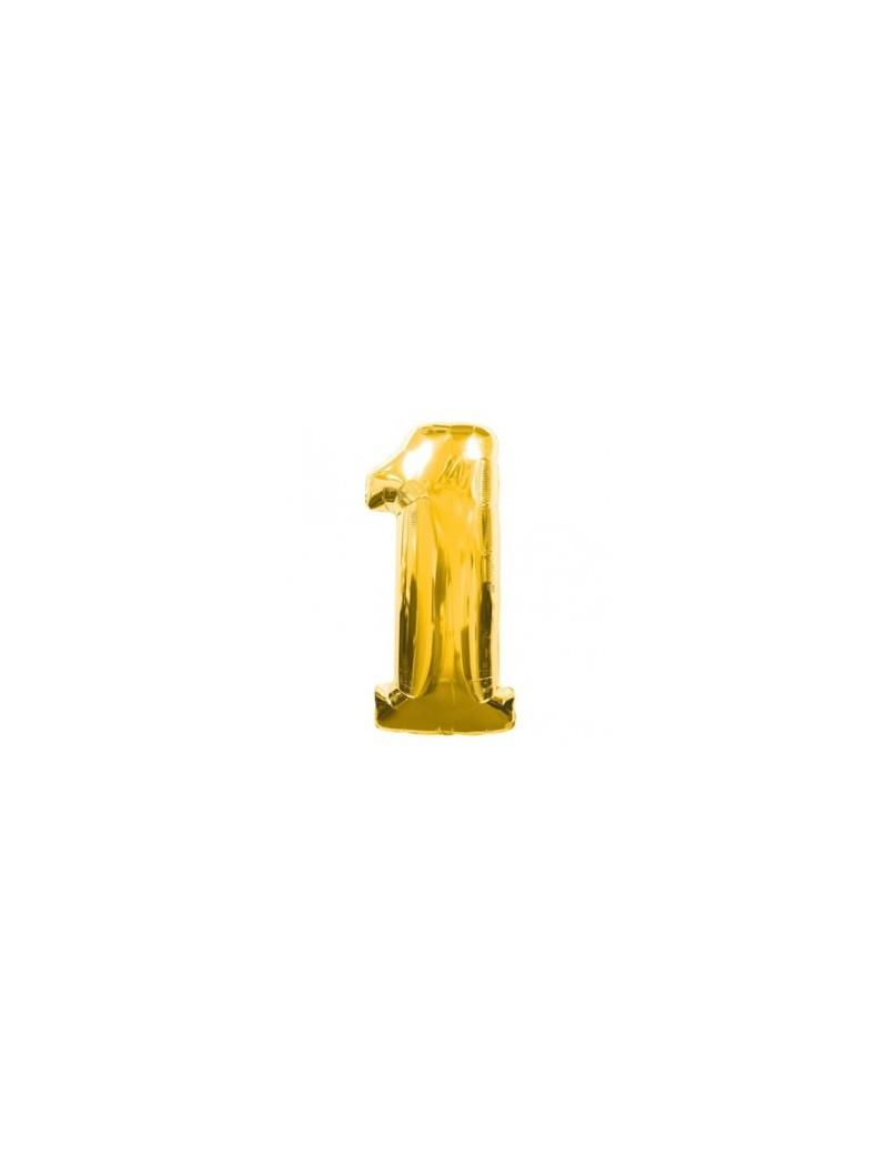 Palloncino Numero 1 (35 cm)