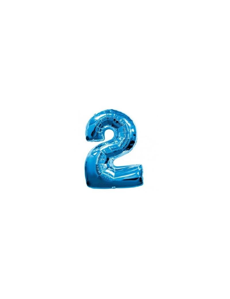 Palloncino Numero 2 (35 cm)