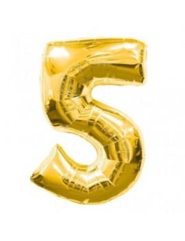 Palloncino Numero 5 (35 cm)