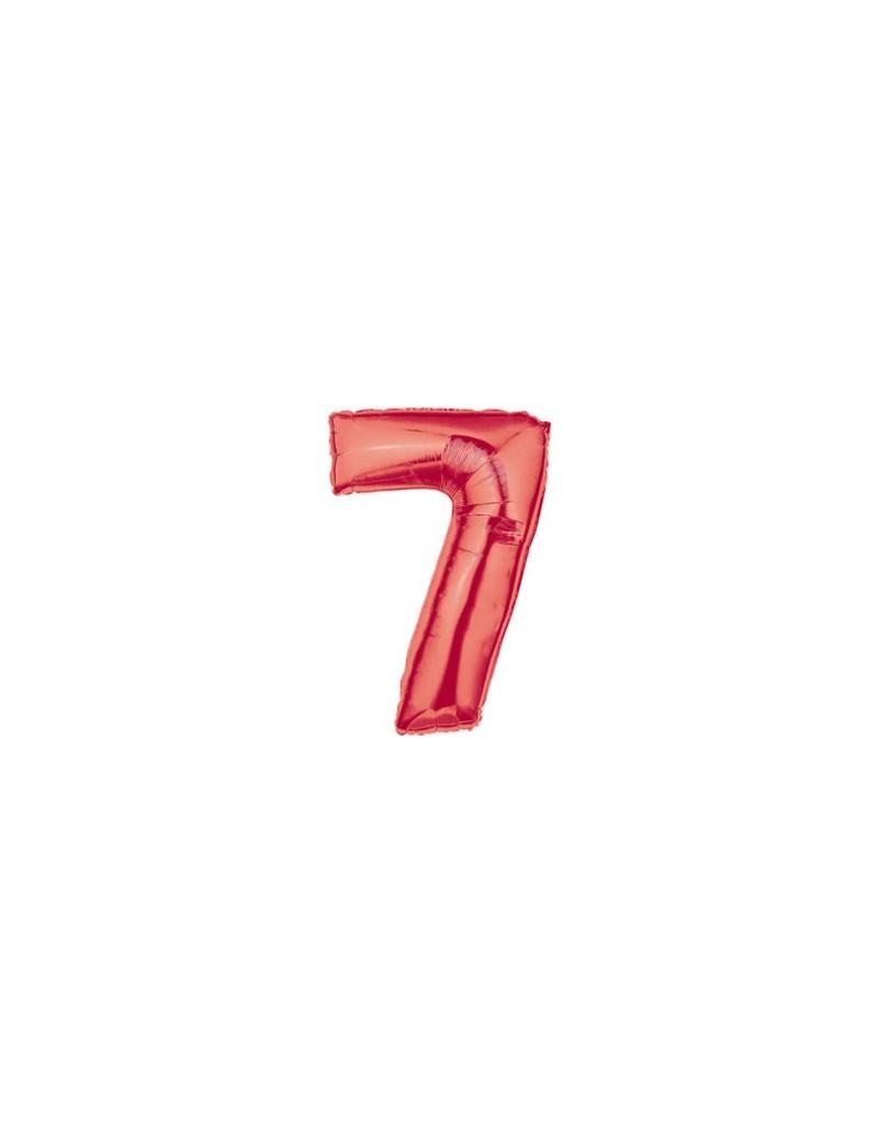 Palloncino Numero 7 (35 cm)