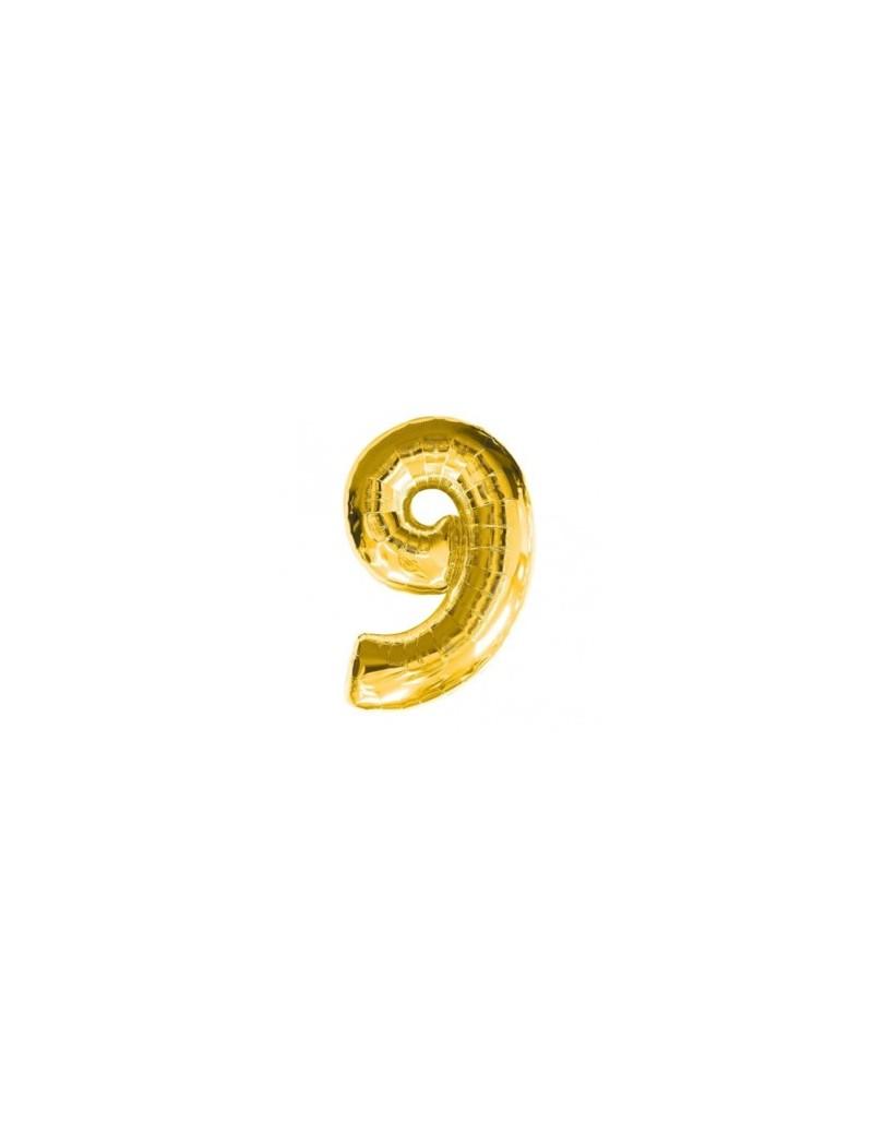 Palloncino Numero 9 (35 cm)