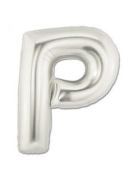 Palloncino Lettera P (35 cm)