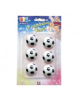 Candeline Palloni da Calcio