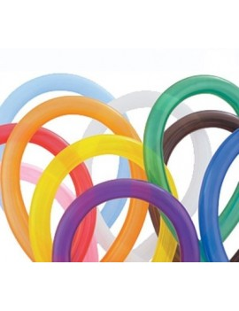 Palloncini in Lattice Modellabili Multicolor (50pz)