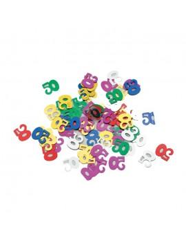 Confetti Decorativi Numero 50