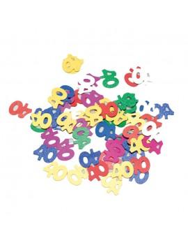 Confetti Decorativi Numero 40