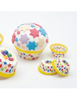 Pirottini per Cupecakes Party (75 pz)
