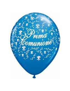 Palloncini in Lattice Prima Comunione Celesti