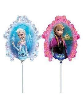 Palloncino Mini Frozen Specchio