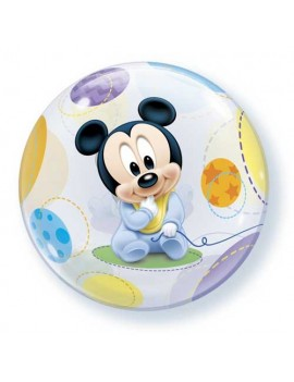 Palloncino Mickey Mouse Baby