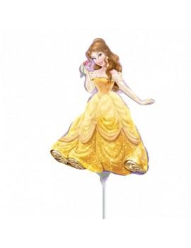 Mini Palloncino Principessa Belle