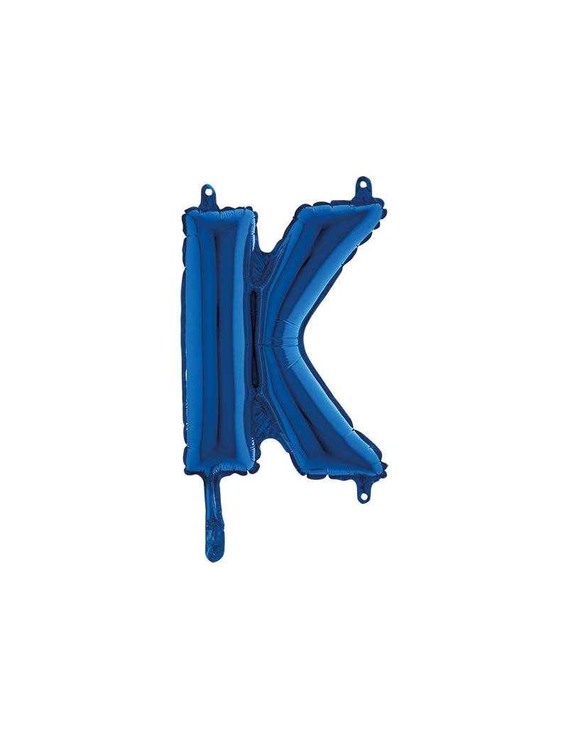 Palloncino Lettera K (35 cm)