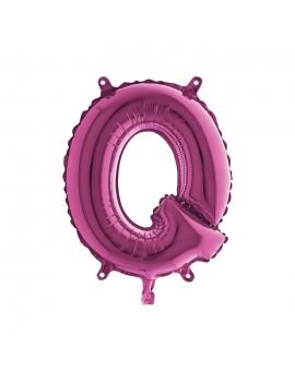 Palloncino Lettera Q (35 cm)