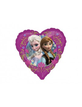 Palloncino Mylar Cuore Frozen