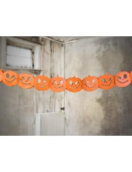 Festone Zucche Halloween