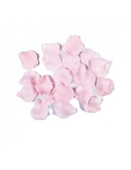Petali Colore Rosa Chiaro in Velluto