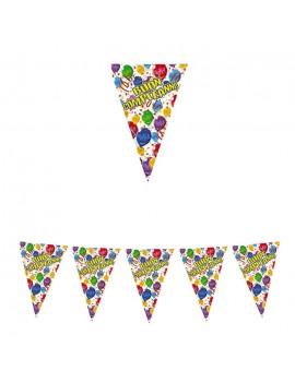 Festone Bandierina Buon Compleanno