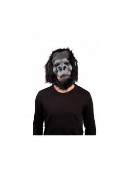 Maschera Gorilla in Gomma