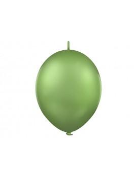 Palloncini Lattice Link Verde