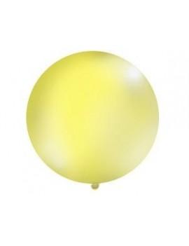 Pallone Gigante in Lattice Colore Giallo (1 mt)