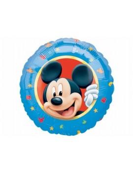 Palloncino Mickey Mouse Azzurro