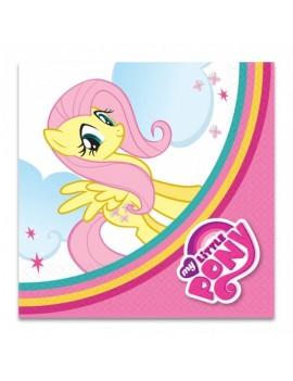 Tovaglioli My Little Pony 33x33 (20 pz)