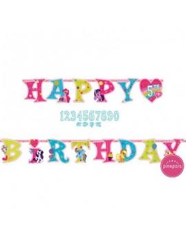 Festone Happy Birthday Little Pony