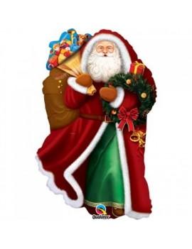 Palloncino Santa Claus