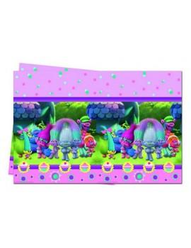 Tovaglia Trolls in Plastica (120x180 cm)