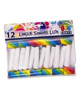 Lingue Sonore Multicolor (12 pz)